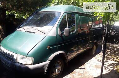 ГАЗ 2705 Газель 2000 в Бердянске
