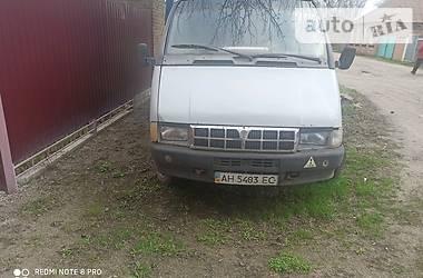 ГАЗ 2705 Газель 2000 в Слов'янську