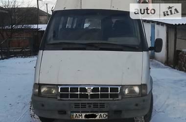 Микроавтобус (от 10 до 22 пас.) ГАЗ 2705 Газель 2003 в Житомире