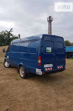 Микроавтобус грузовой (до 3,5т) ГАЗ 2705 Газель 2006 в Полтаве