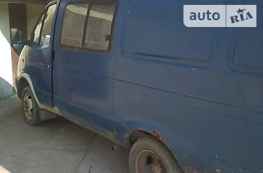 Легковой фургон (до 1,5 т) ГАЗ 2705 Газель 2006 в Жовкве