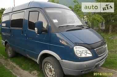 ГАЗ 2752 Соболь 2007