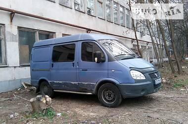 ГАЗ 2752 Соболь 2003 в Чернигове