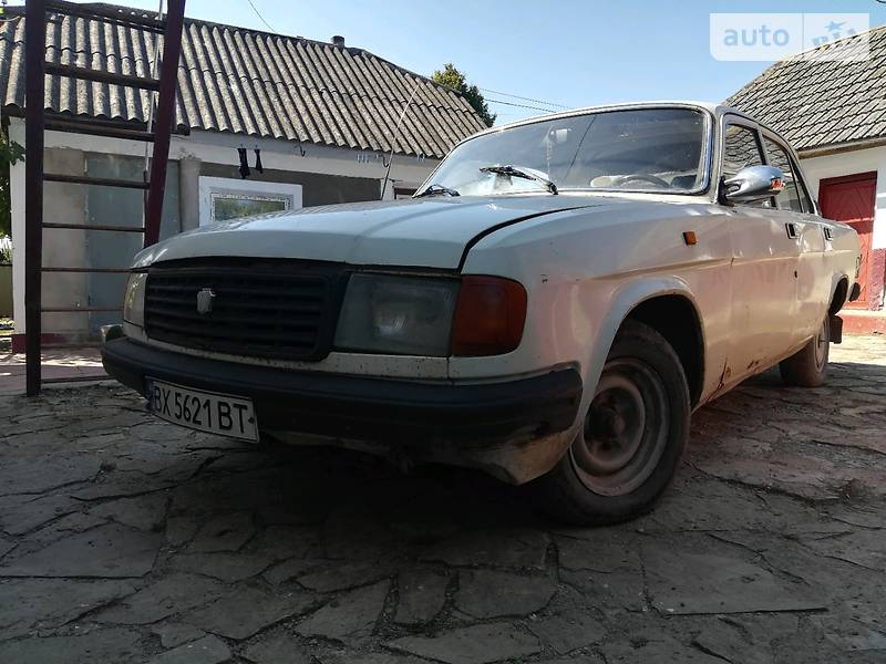 Седан ГАЗ 31029 1996 в Хмельницькому