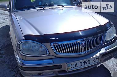 Седан ГАЗ 31105 2007 в Звенигородке