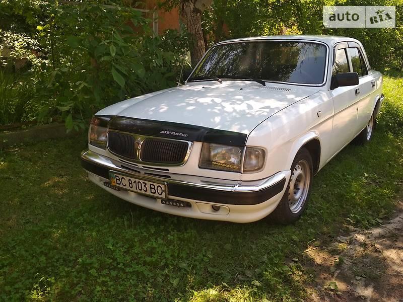 Седан ГАЗ 3110 2001 в Львові
