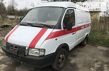 ГАЗ 3202 Газель 2002 в Івано-Франківську