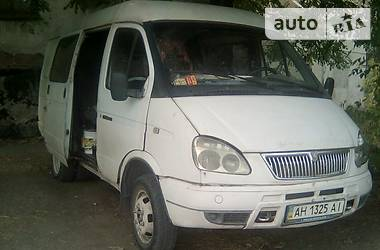 ГАЗ 3202 Газель 2005 в Мариуполе