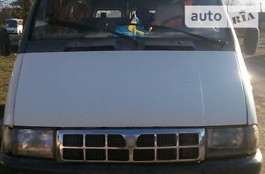 ГАЗ 3221 Газель 2001 в Трускавце