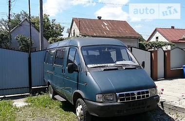ГАЗ 3221 Газель 2002 в Хусте