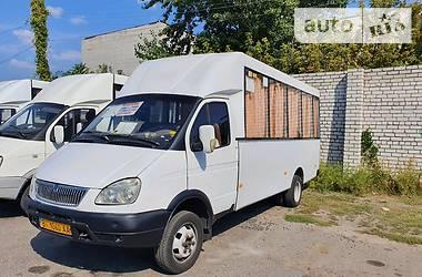 Микроавтобус (от 10 до 22 пас.) ГАЗ 3221 Газель 2008 в Кременчуге
