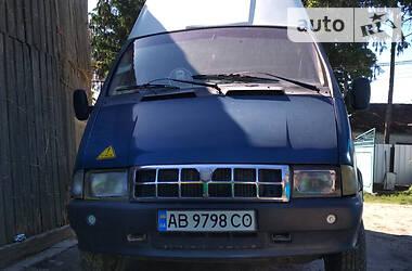 Микроавтобус (от 10 до 22 пас.) ГАЗ 32213 Газель 2001 в Могилев-Подольске