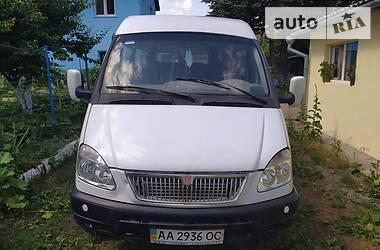 Микроавтобус (от 10 до 22 пас.) ГАЗ 32213 Газель 2010 в Фастове