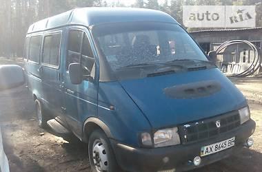 ГАЗ 322132 2001 в Харькове