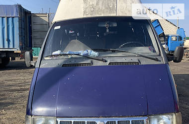 Городской автобус ГАЗ 322132 2001 в Николаеве