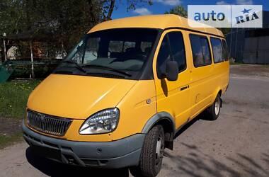 Микроавтобус (от 10 до 22 пас.) ГАЗ 322132 2003 в Лубнах