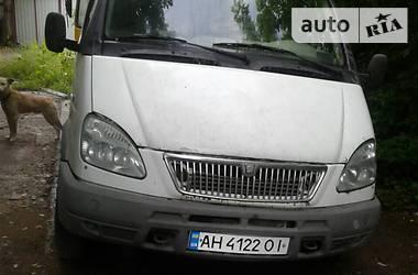 Мікроавтобус (від 10 до 22 пас.) ГАЗ 322132 2003 в Маріуполі