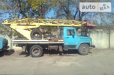 ГАЗ 33-07 АП-17 1996