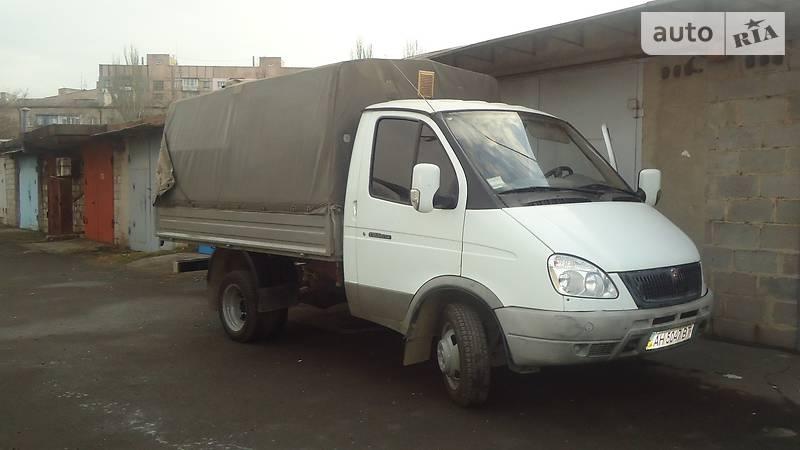 ГАЗ 3302 Газель 2007 року