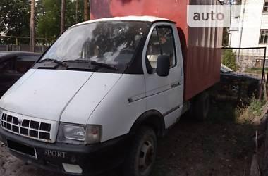 ГАЗ 3302 Газель 2002 в Житомире