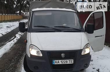 ГАЗ 3302 Газель 2017 в Києві