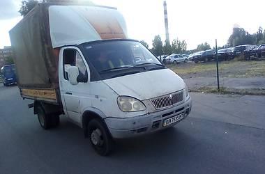 Тентованый ГАЗ 3302 Газель 2006 в Киеве