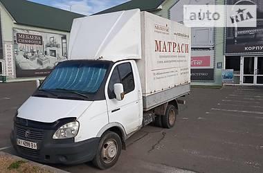 Легковой фургон (до 1,5 т) ГАЗ 33021 Газель 2007 в Киеве