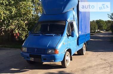 ГАЗ 33021 1996 в Кропивницком