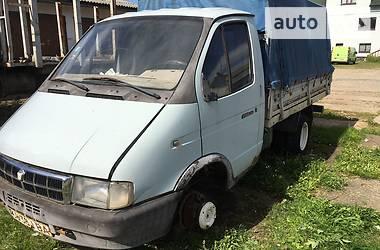 Бортовой ГАЗ 33021 2000 в Рожнятове