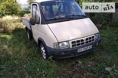 ГАЗ 33023 Газель 2000 в Красилове