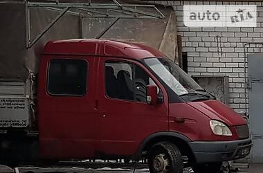 Легковой фургон (до 1,5 т) ГАЗ 33023 Газель 2006 в Днепре