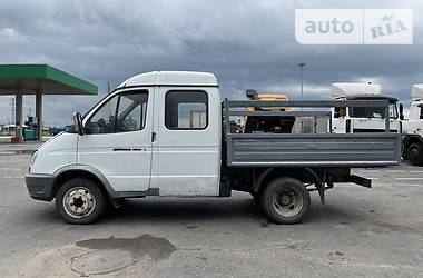 Легковий фургон (до 1,5т) ГАЗ 33023 Газель 2013 в Покровську