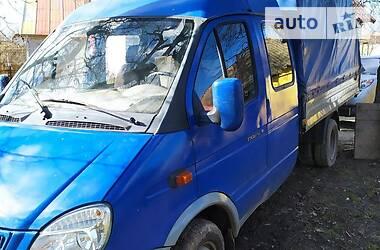 Легковий фургон (до 1,5т) ГАЗ 33023 Газель 2007 в Кременчуці