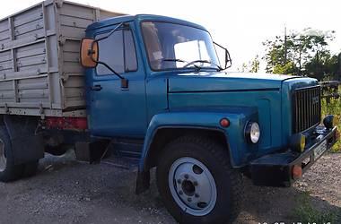 ГАЗ 3307 1992 в Донецке