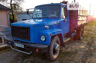 ГАЗ 3307 1990 в Ровно