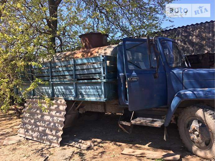 ГАЗ 3307 1993 в Залещиках