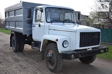 ГАЗ 3307 1992 в Врадиевке