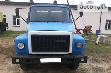 Бортовой ГАЗ 3307 1991 в Геническе