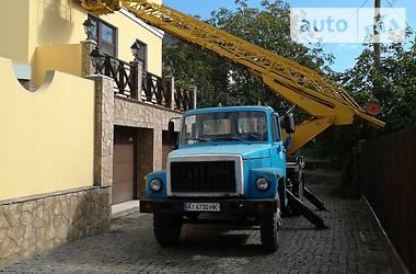 ГАЗ 3307 1991 в Києві