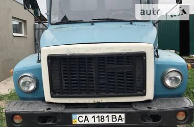 ГАЗ 3307 1990 в Корсунь-Шевченківському