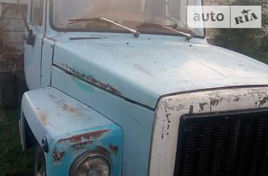 ГАЗ 3307 1993 в Крыжополе