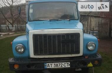 ГАЗ 3307 1993 в Тысменице