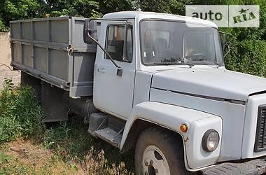 Бортовий ГАЗ 3307 2002 в Старобільську