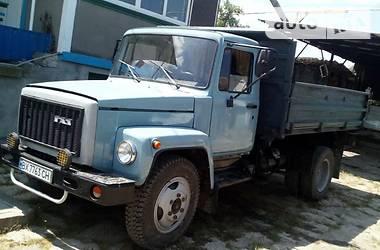 Бортовой ГАЗ 3307 1993 в Каменец-Подольском