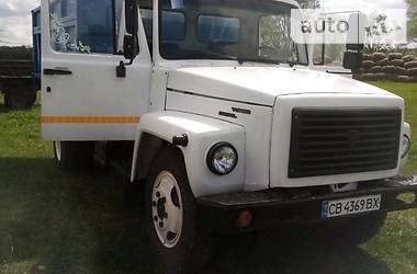 ГАЗ 3309 2008 в Чернигове
