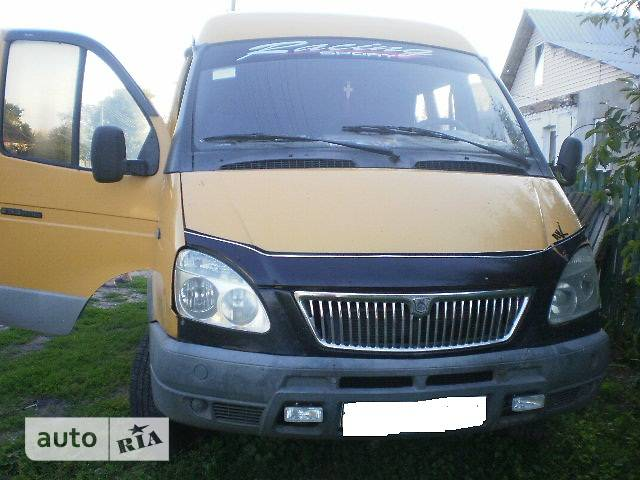 ГАЗ 3321 2003 в Сквире