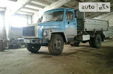 ГАЗ 3507   1992