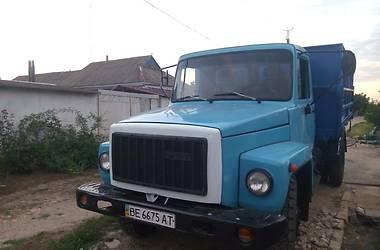 ГАЗ 3507 1991