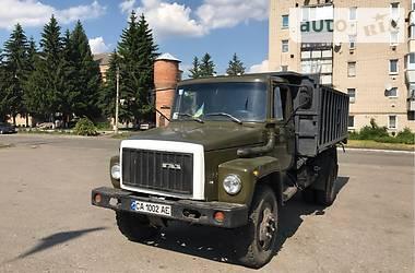 ГАЗ 4509 2000 в Лысянке
