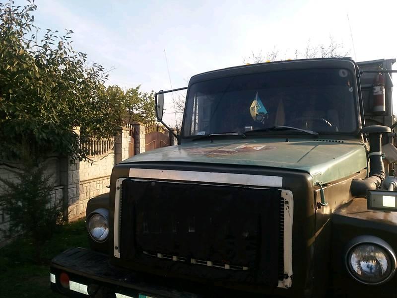 ГАЗ 4509 1994 в Херсоне
